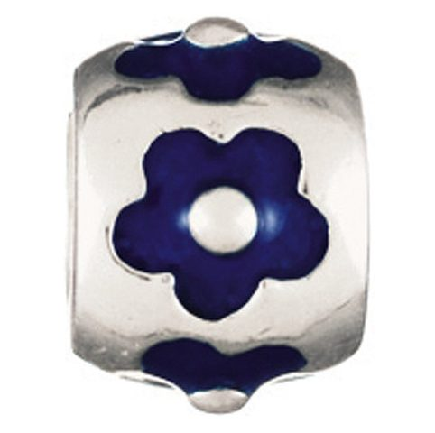 Chamilia Flower- Dark Blue(Limited Availability) 1