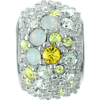 Chamilia Jewelled Kaleidoscope - Yellow Swarovski