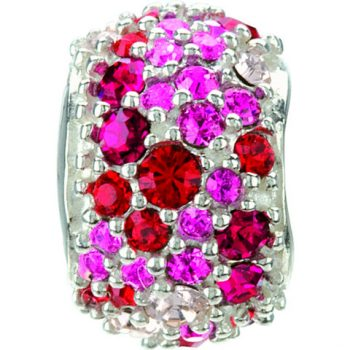 Chamilia Jewelled Kaleidoscope - Red Swarovski
