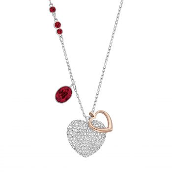 Duo Pendant Heart, Medium