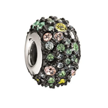 Chamilia Jewelled Kaleidoscope-Mixed & Green Swarovski