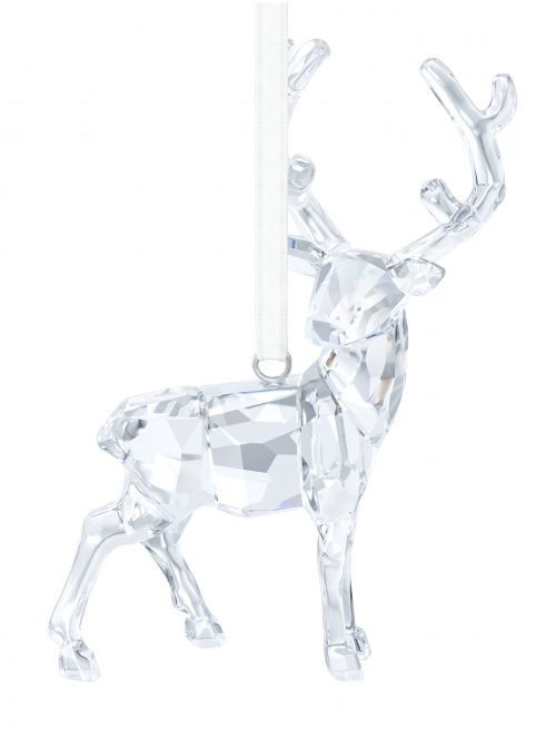 Stag Ornament 1