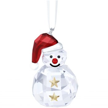 Rocking Snowman Ornament