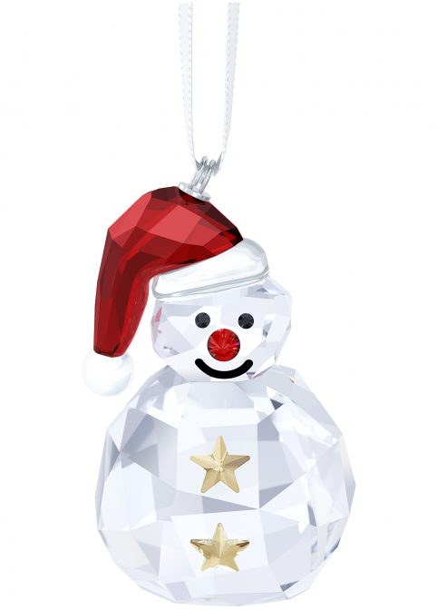 Rocking Snowman Ornament 1