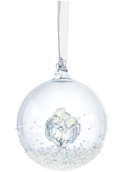 Christmas Ball Ornament, Annual Edition 2016 1