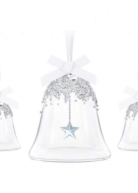 Christmas Bell Ornament Set 2016 1